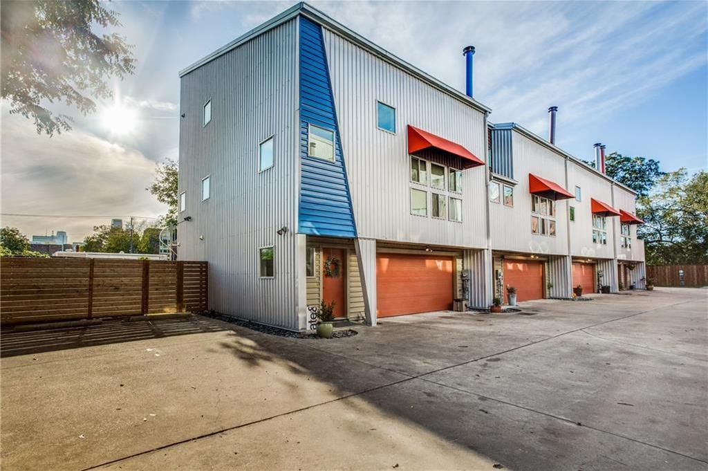 Sold Property | 1429 Caddo Street #H Dallas, Texas 75204 0