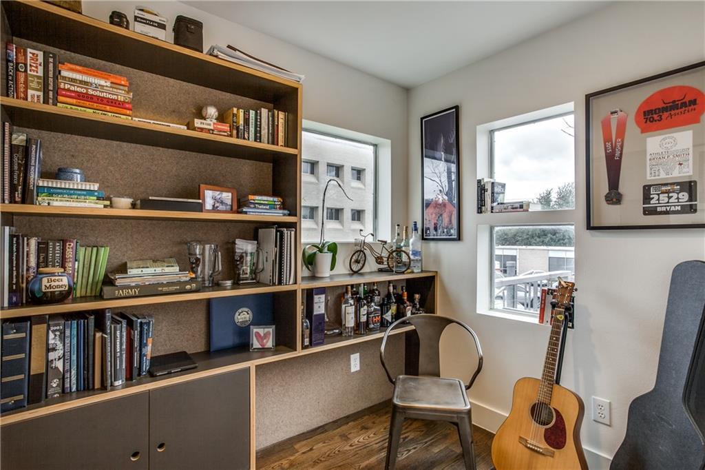 Sold Property | 1429 Caddo Street #H Dallas, Texas 75204 10