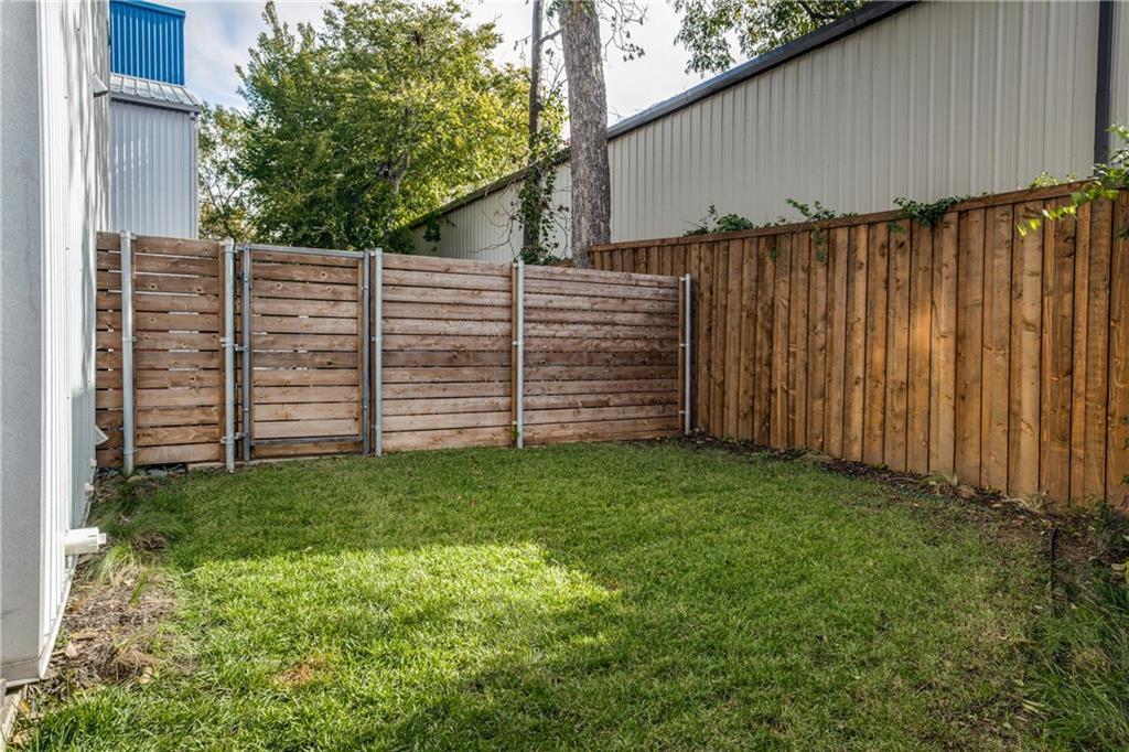 Sold Property | 1429 Caddo Street #H Dallas, Texas 75204 19
