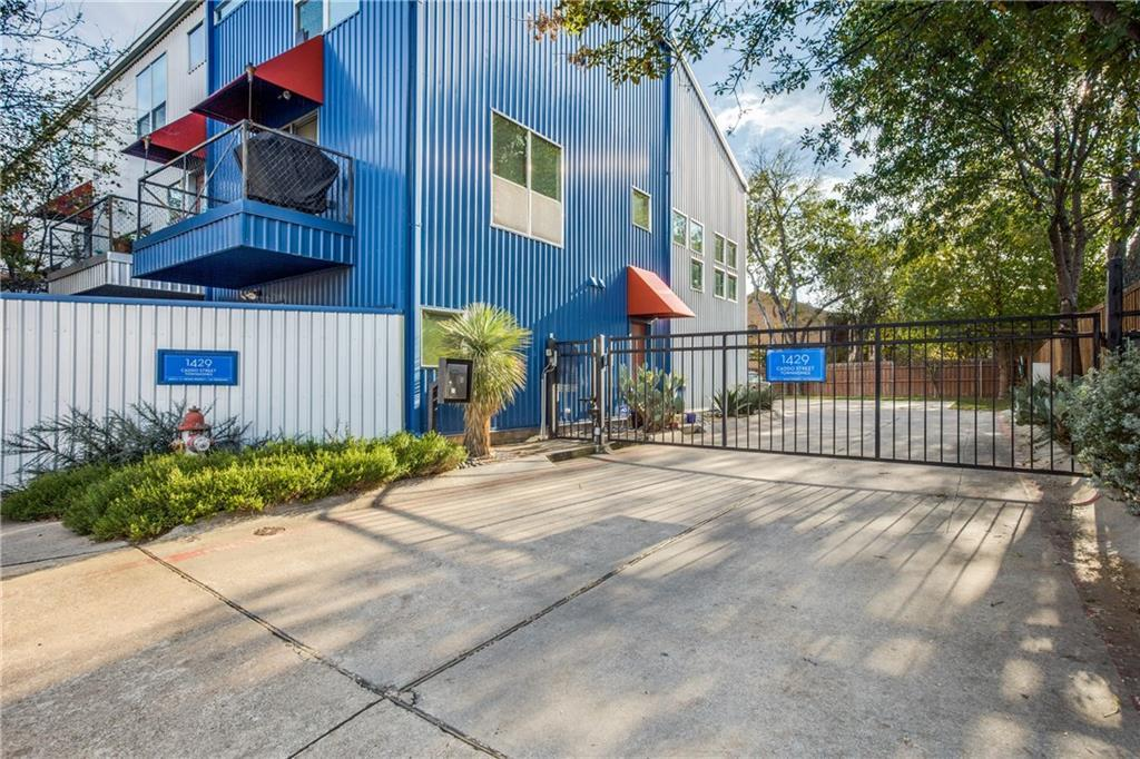 Sold Property | 1429 Caddo Street #H Dallas, Texas 75204 21