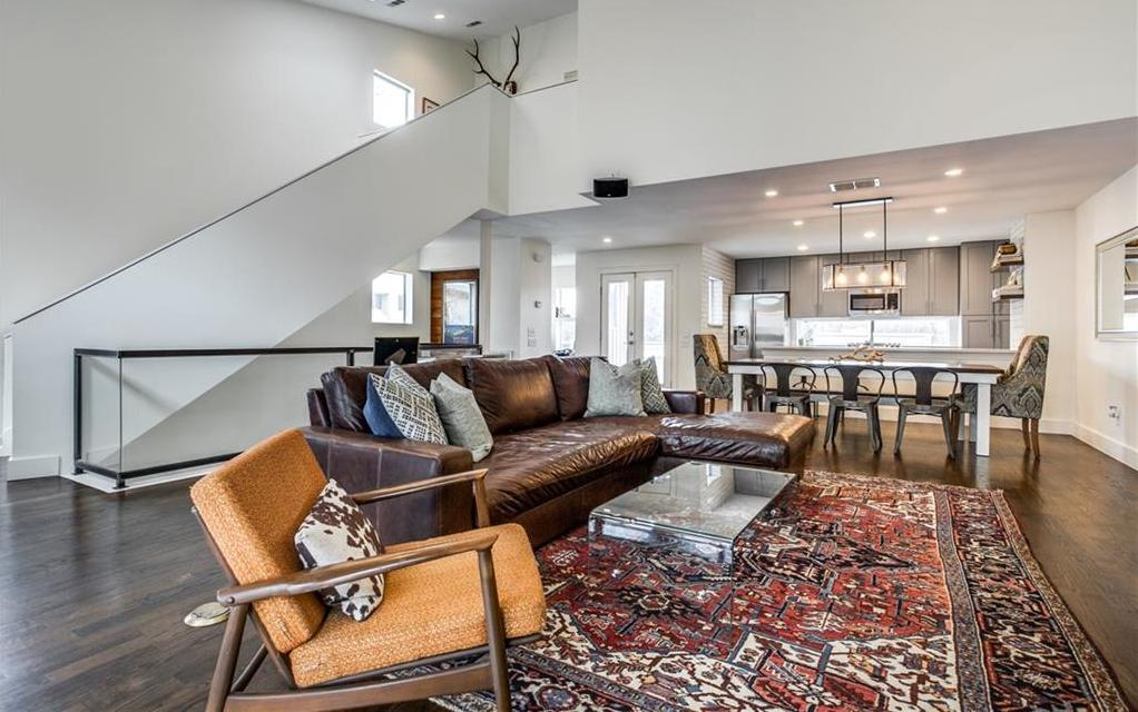 Sold Property | 1429 Caddo Street #H Dallas, Texas 75204 3