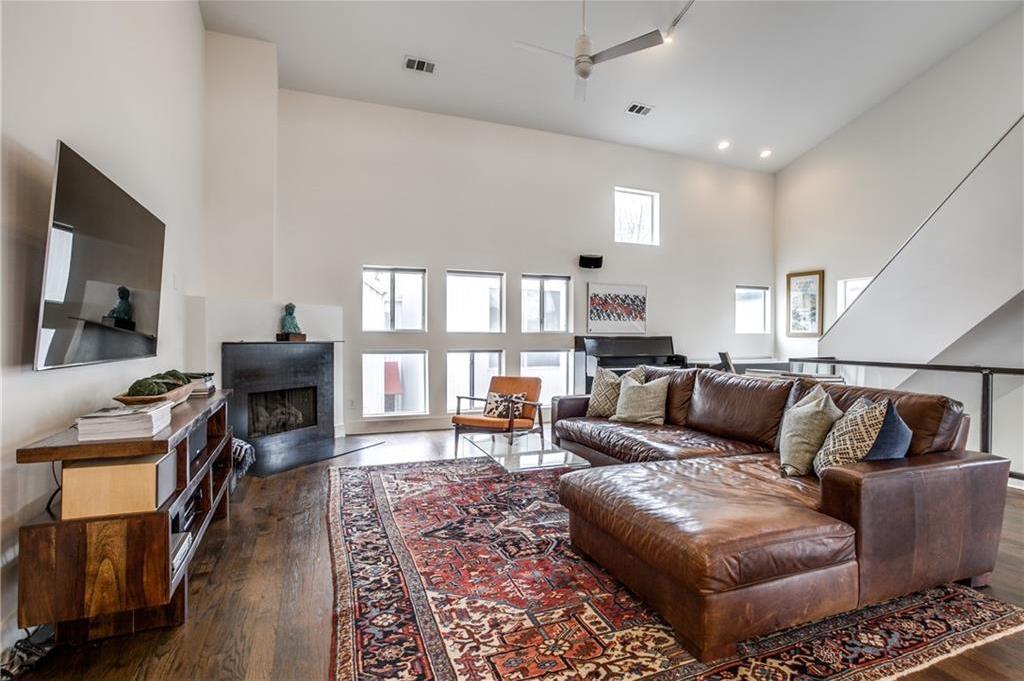 Sold Property | 1429 Caddo Street #H Dallas, Texas 75204 4