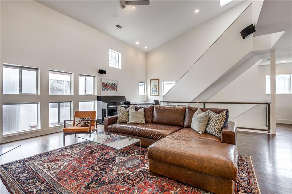 Sold Property | 1429 Caddo Street #H Dallas, Texas 75204 5