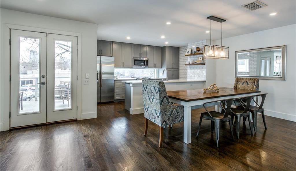 Sold Property | 1429 Caddo Street #H Dallas, Texas 75204 6