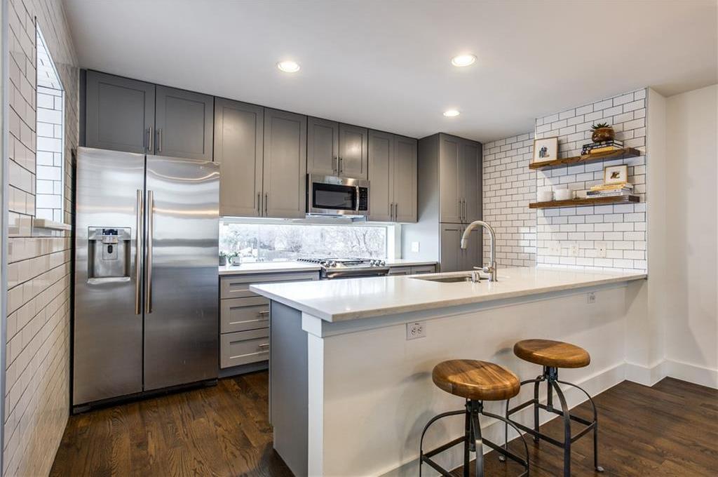 Sold Property | 1429 Caddo Street #H Dallas, Texas 75204 8