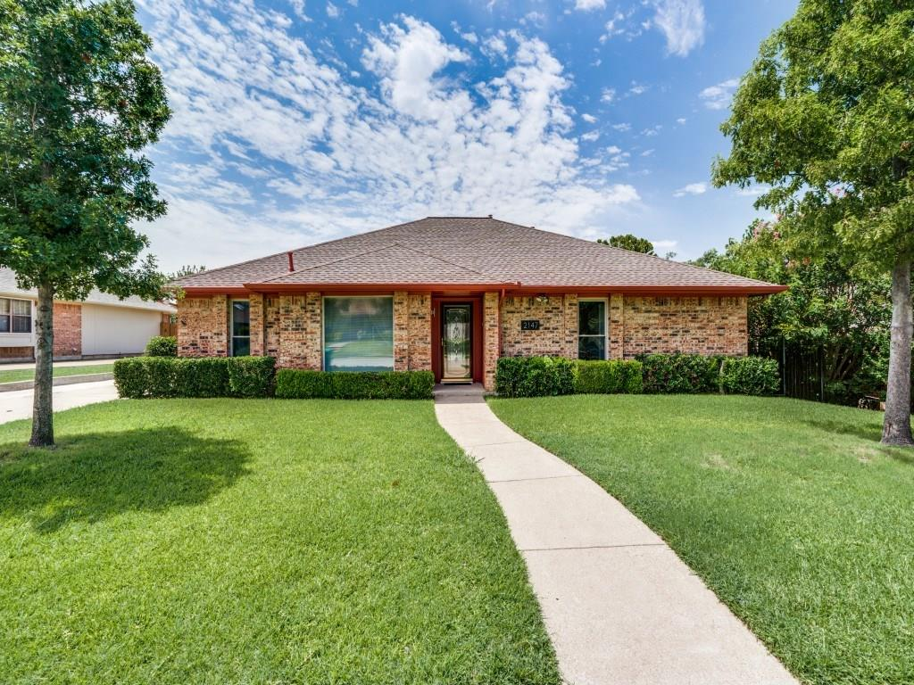 Sold Property | 2147 San Simeon Carrollton, Texas 75006 0