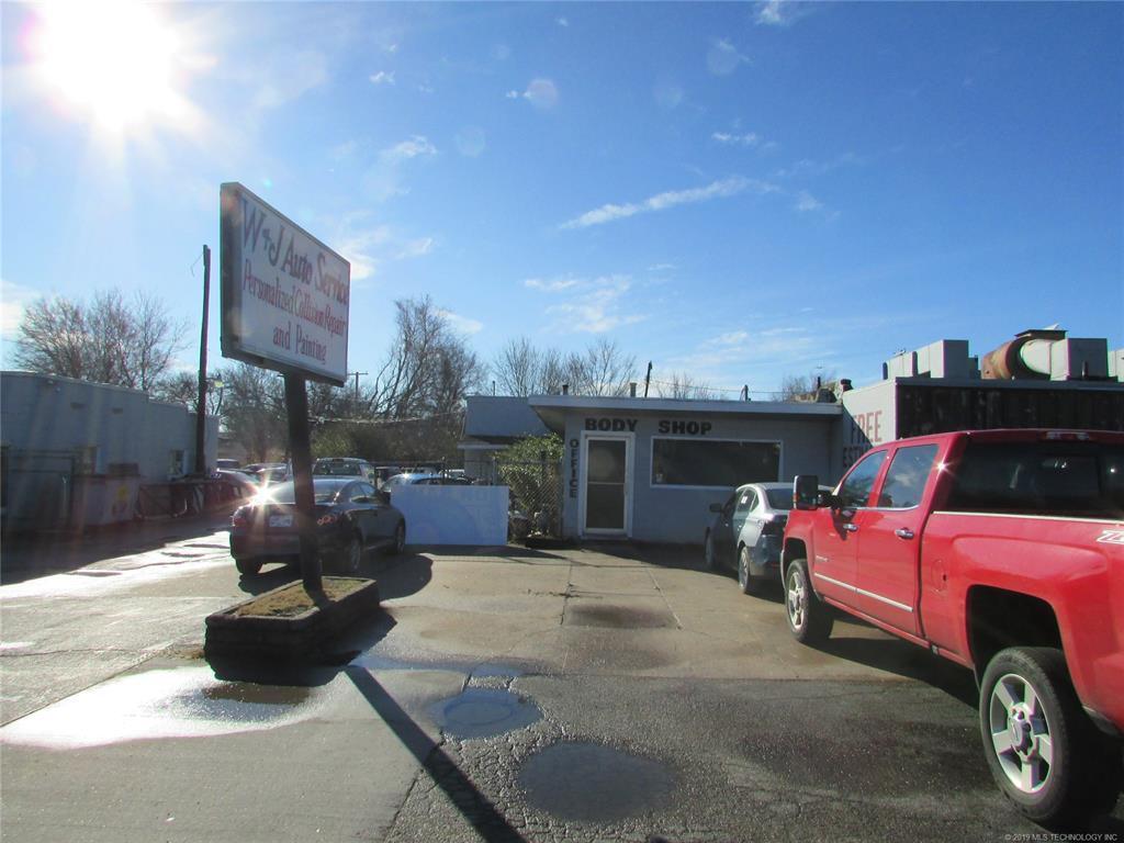 Off Market   7108 E Pine Street Tulsa, Oklahoma 74115 0