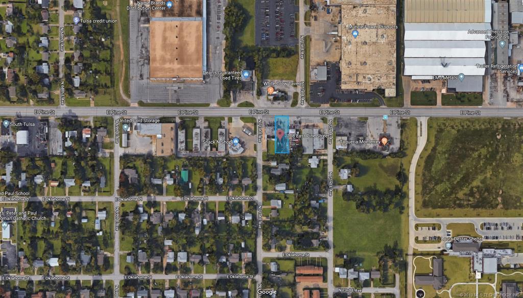 Off Market   7108 E Pine Street Tulsa, Oklahoma 74115 4