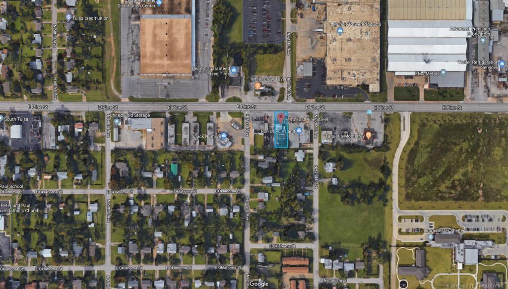 Off Market   7108 E Pine Street Tulsa, Oklahoma 74115 5