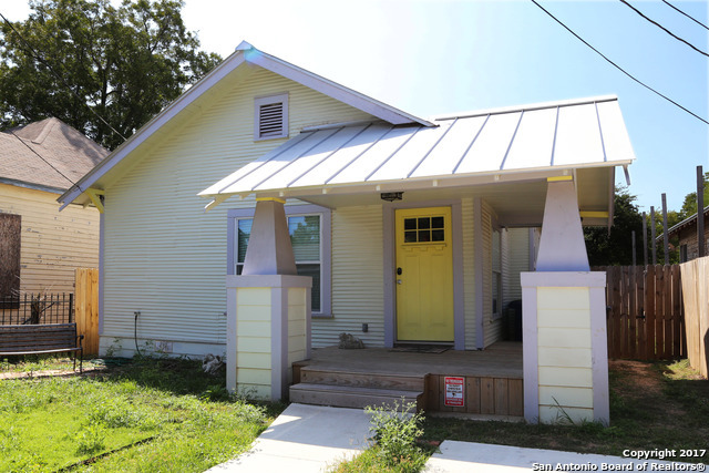 Property for Rent | 1014 BURNET ST  San Antonio, TX 78202 1