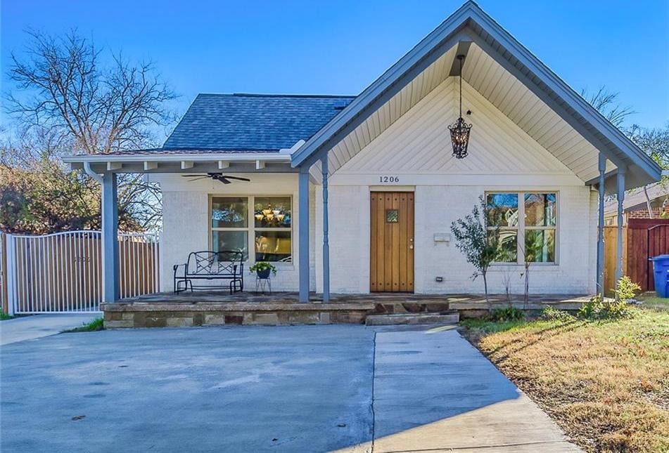 Sold Property | 1206 Ferndale Avenue Dallas, Texas 75224 0