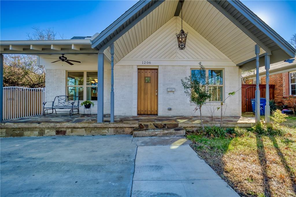 Sold Property | 1206 Ferndale Avenue Dallas, Texas 75224 2