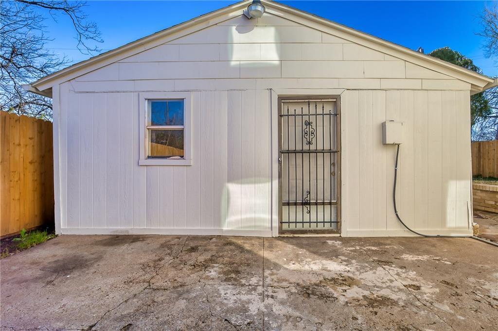 Sold Property | 1206 Ferndale Avenue Dallas, Texas 75224 27