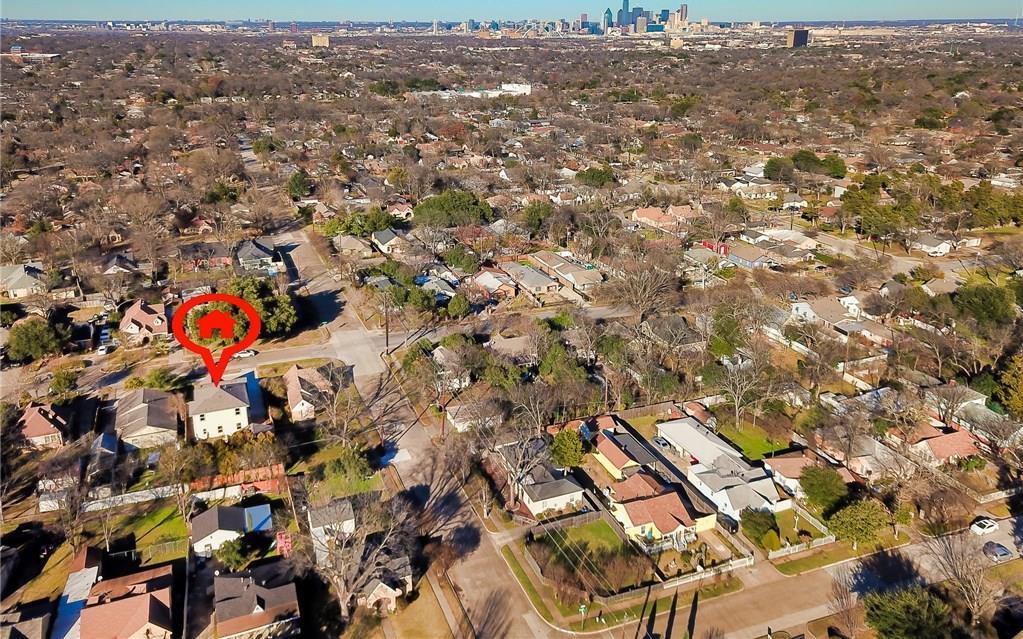 Sold Property | 1206 Ferndale Avenue Dallas, Texas 75224 30