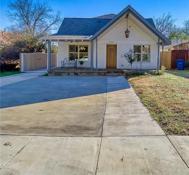 Sold Property | 1206 Ferndale Avenue Dallas, Texas 75224 31