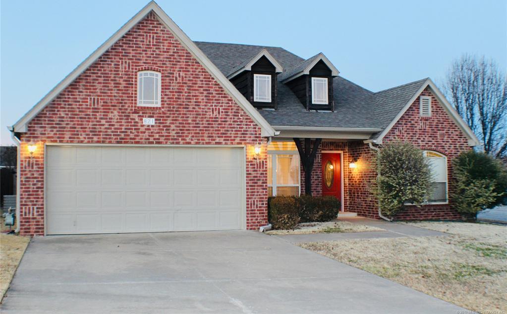 Off Market | 821 W 149th Street Glenpool, Oklahoma 74033 0
