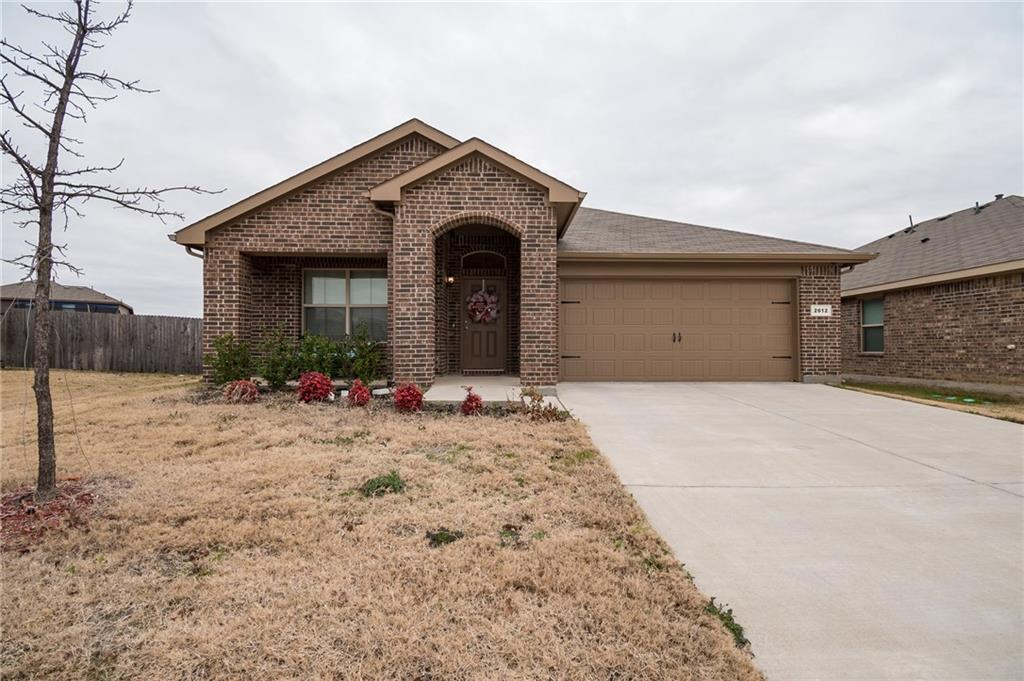 Sold Property | 2612 Stonewall Lane Fort Worth, Texas 76123 1