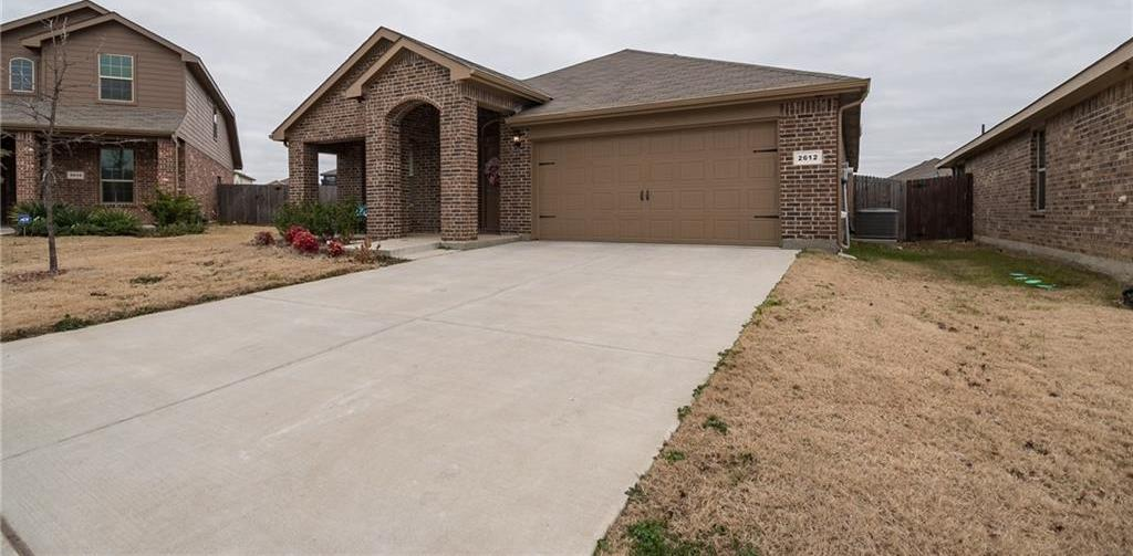 Sold Property | 2612 Stonewall Lane Fort Worth, Texas 76123 2