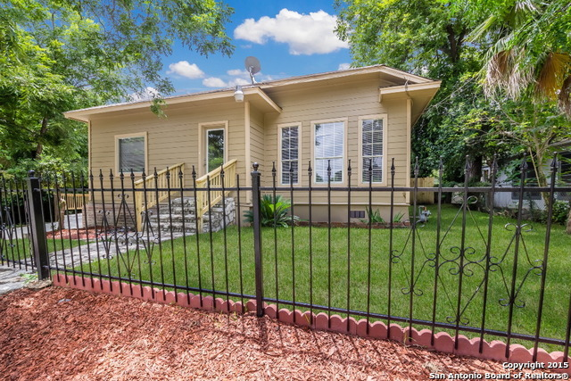 Property for Rent | 126 LUCAS ST  San Antonio, TX 78209 0