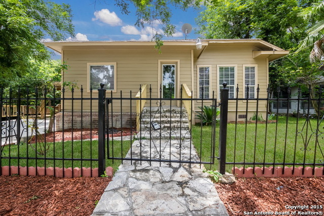 Property for Rent | 126 LUCAS ST  San Antonio, TX 78209 19