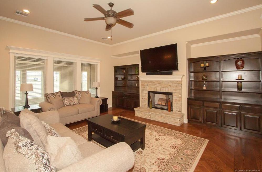 Homes for sale, Jenks Schools, Maxwell Premier Homes, Tulsa Homes for Sale | 11917 S Sandusky Avenue Tulsa, Oklahoma 74137 6