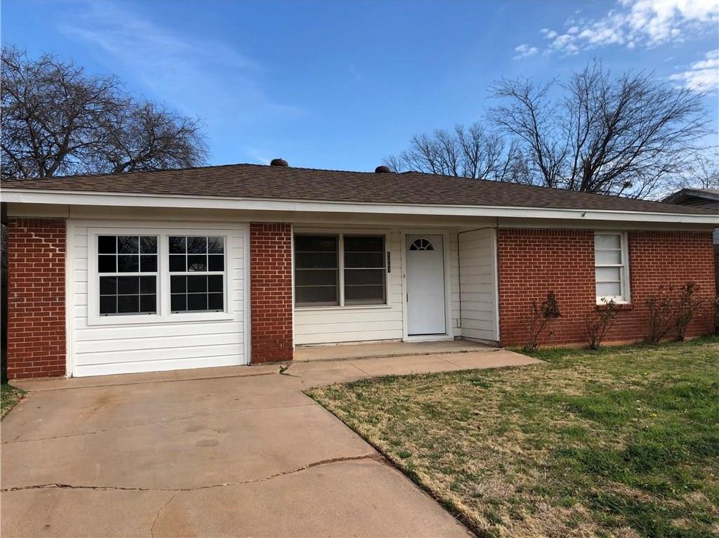 Sold Property | 1367 Mimosa Drive Abilene, Texas 79603 2