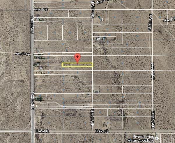 Closed | 0 182nd St E / Ave P12 Lake Los Angeles, CA 93591 0