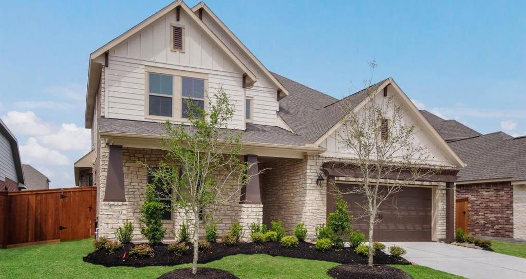 Pending | 10319 Mayberry Heights Drive Cypress, TX 77433 1