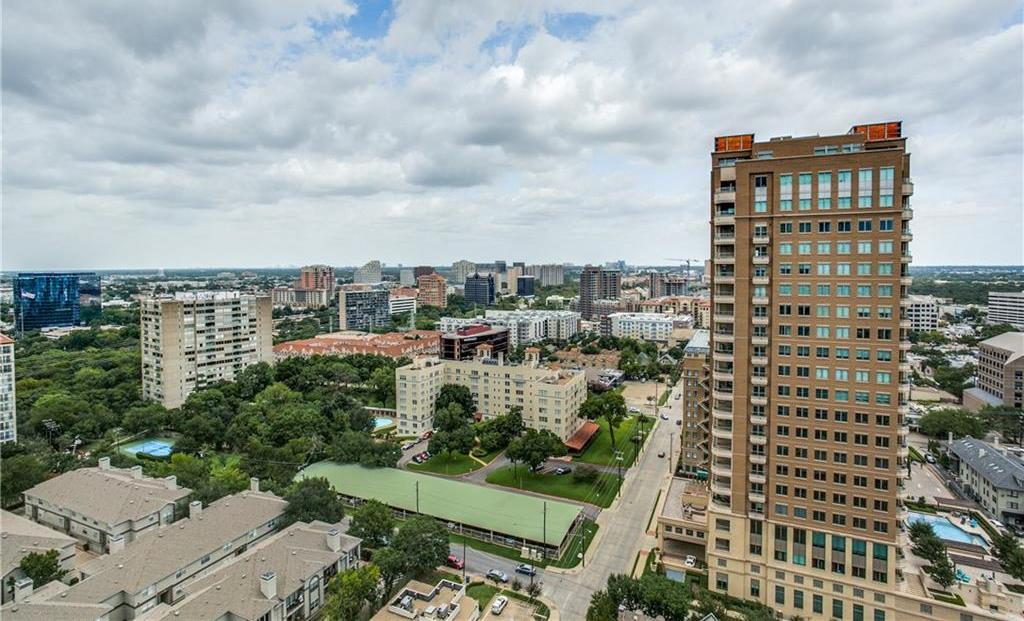 Sold Property | 2900 McKinnon  #2005 Dallas, Texas 75201 23