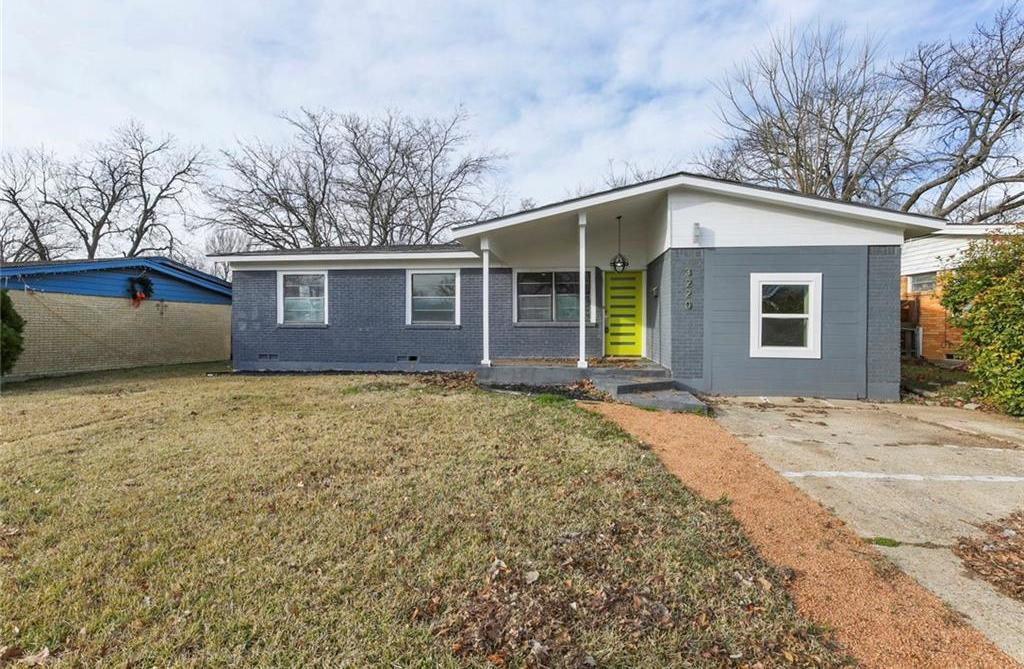 Sold Property | 3220 Hillglenn Road Dallas, Texas 75228 0