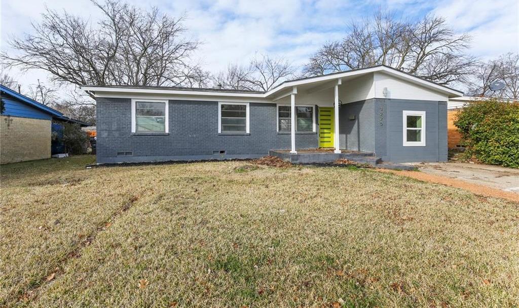Sold Property | 3220 Hillglenn Road Dallas, Texas 75228 1
