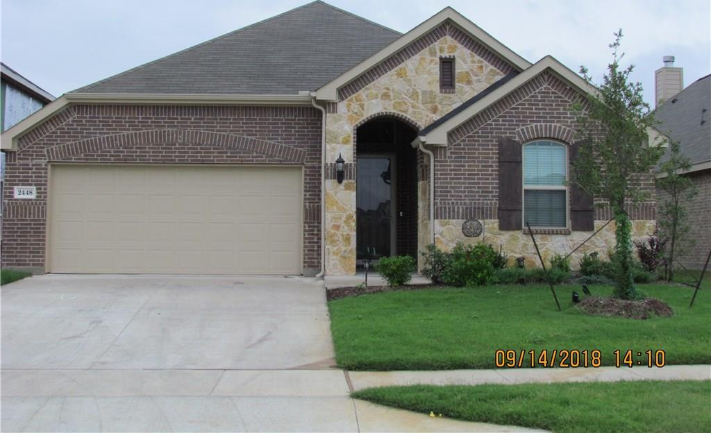 Leased | 2448 Flowing Springs Drive Fort Worth, Texas 76177 1