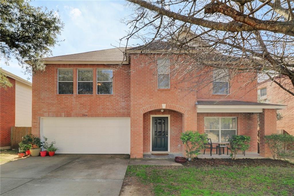 Sold Property | 1906 Carriage Club Drive Cedar Park, TX 78613 1