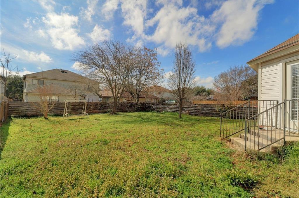 Sold Property | 1906 Carriage Club Drive Cedar Park, TX 78613 27