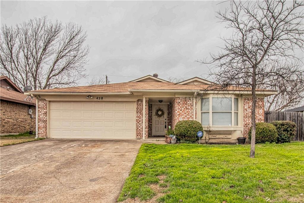 Sold Property | 428 Allencrest Drive White Settlement, Texas 76108 0