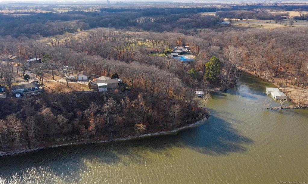 Lake homes on lake Hudson | 329 Big Bluff Road Pryor, Oklahoma 74361 28
