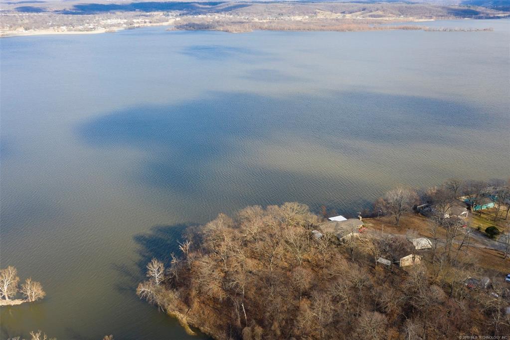 Lake homes on lake Hudson | 329 Big Bluff Road Pryor, Oklahoma 74361 30