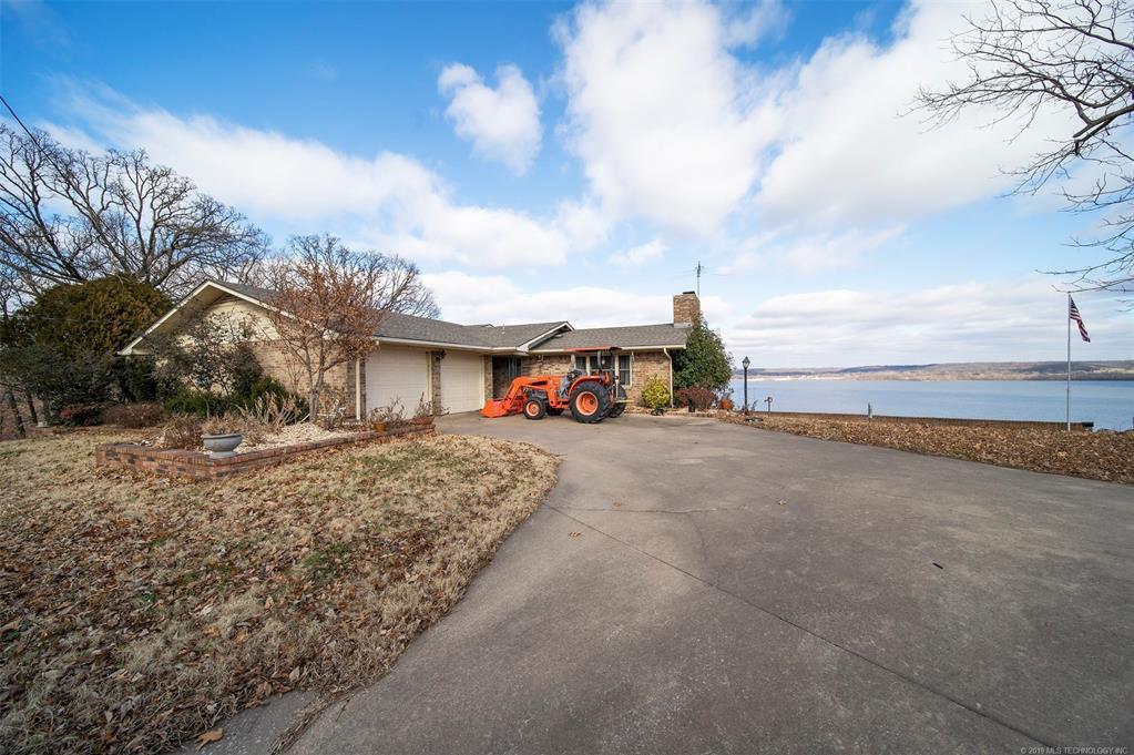 Lake homes on lake Hudson | 329 Big Bluff Road Pryor, Oklahoma 74361 35
