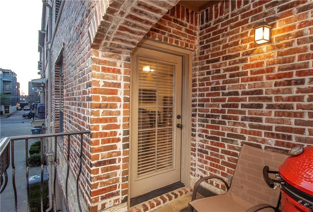 Sold Property | 1910 Hope Street #16 Dallas, Texas 75206 14