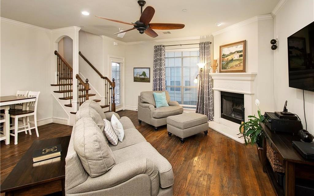 Sold Property | 1910 Hope Street #16 Dallas, Texas 75206 5