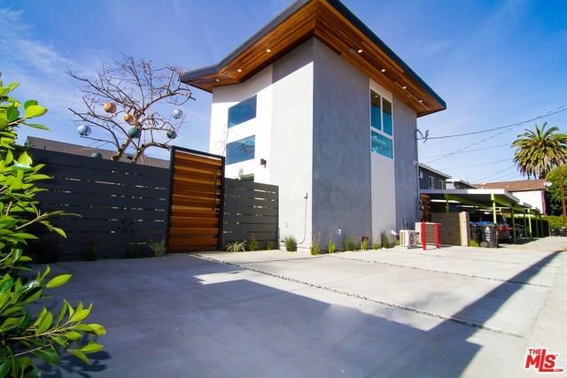 Mar Vista, Los Angeles, Homes for sale, Marina Del Rey, Loft, best, yard, income, duplex, guest house, guest home, gated, home,  | 4518 ALLA Road Los Angeles, CA 90066 22