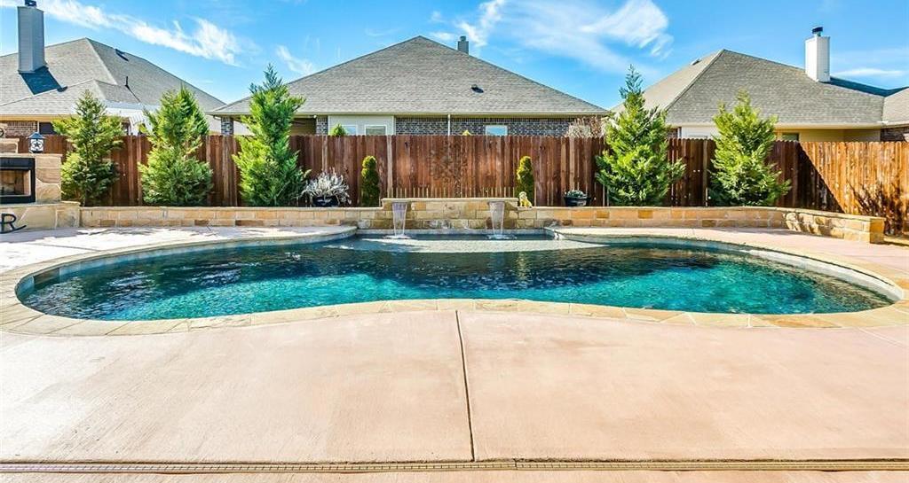 Sold Property   329 Canadian Lane Burleson, Texas 76028 25