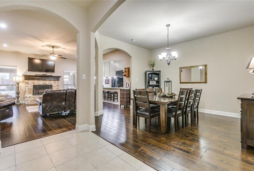 Sold Property   329 Canadian Lane Burleson, Texas 76028 6