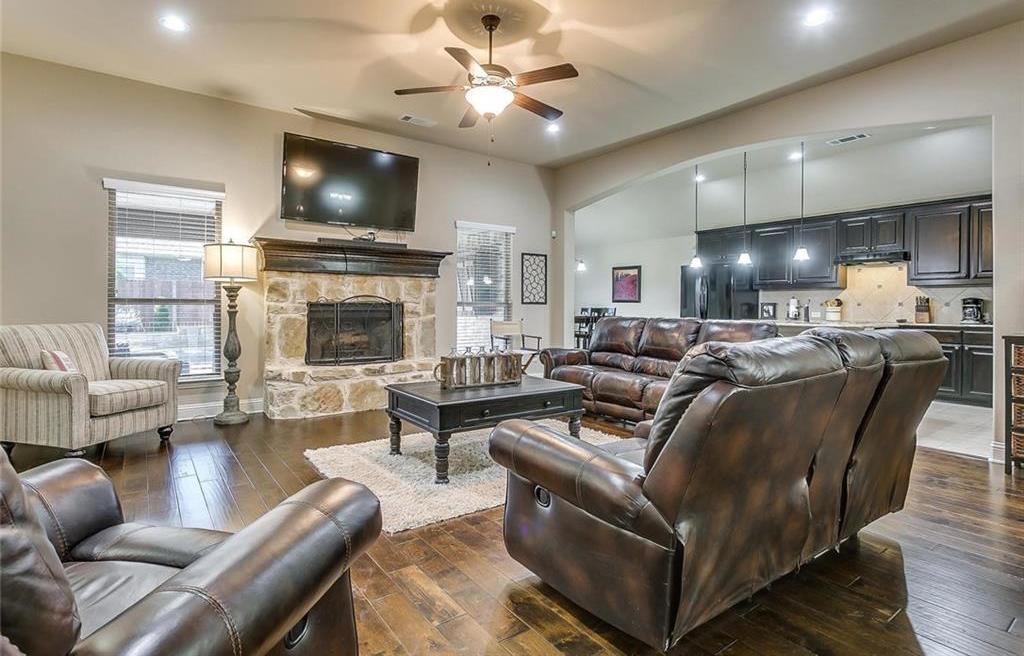Sold Property   329 Canadian Lane Burleson, Texas 76028 8