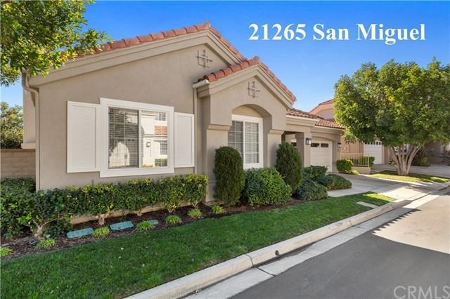 Active | 21265 San Miguel  Mission Viejo, CA 92692 0