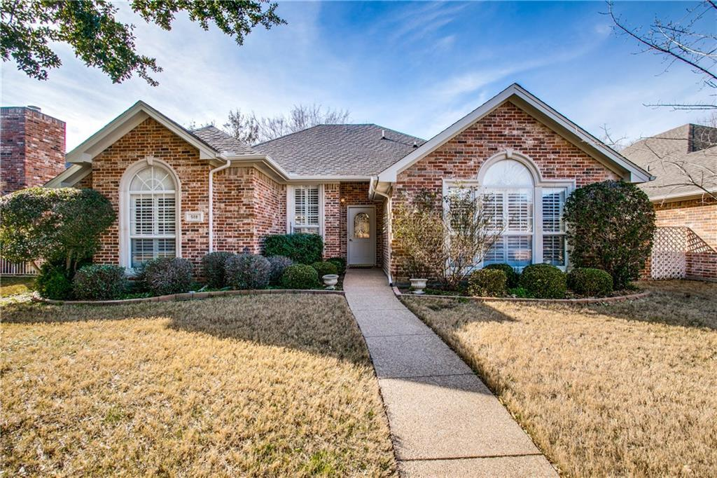 Sold Property | 508 Chateau Trail Arlington, Texas 76012 0