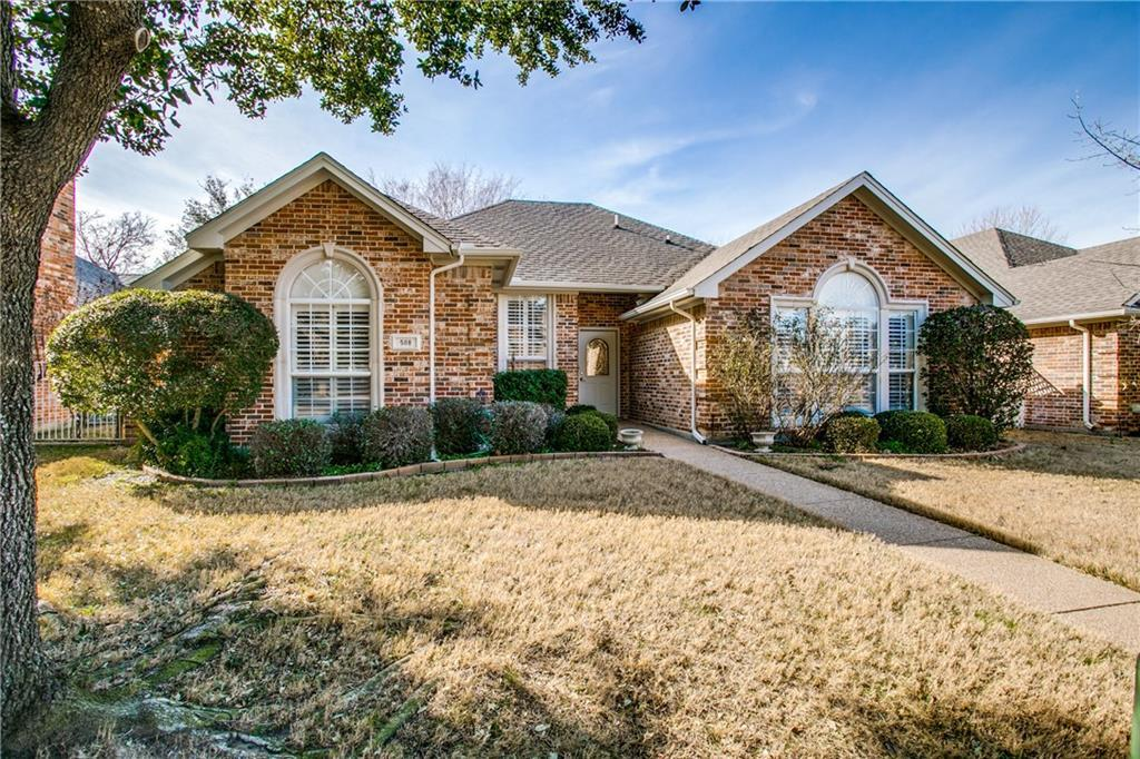 Sold Property | 508 Chateau Trail Arlington, Texas 76012 1