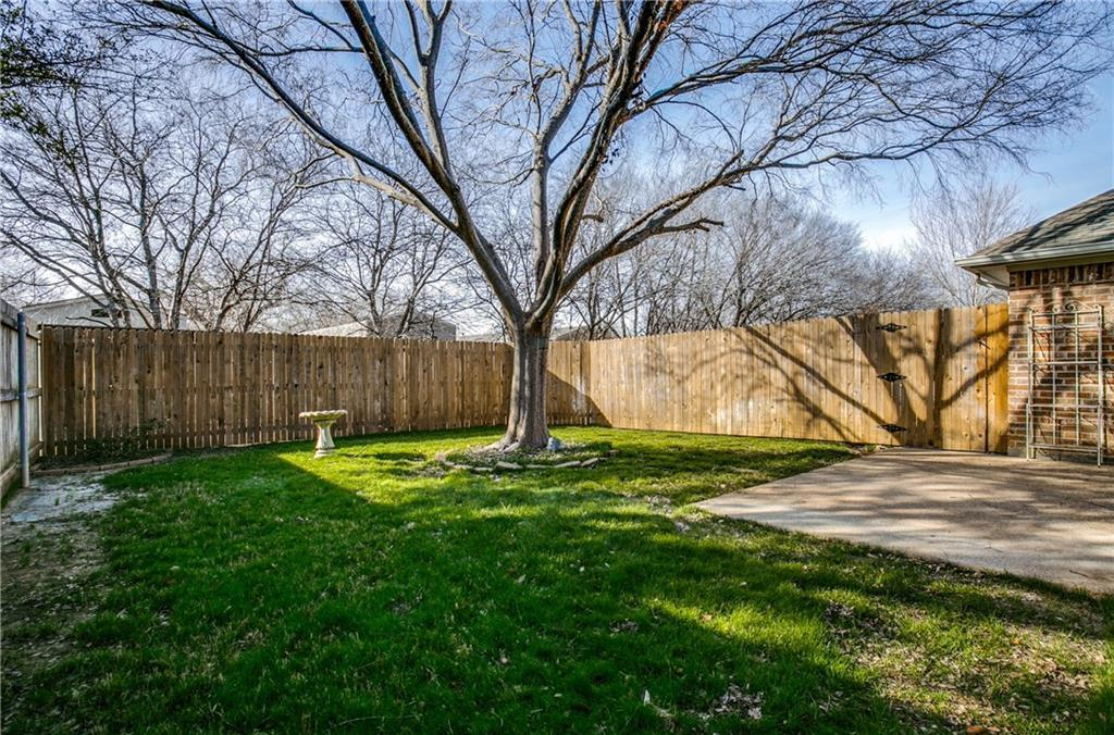 Sold Property | 508 Chateau Trail Arlington, Texas 76012 23