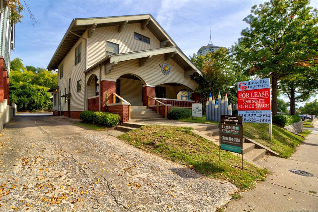 Off Market | 1615 S Denver Avenue W A Avenue Tulsa, Oklahoma 74119 2