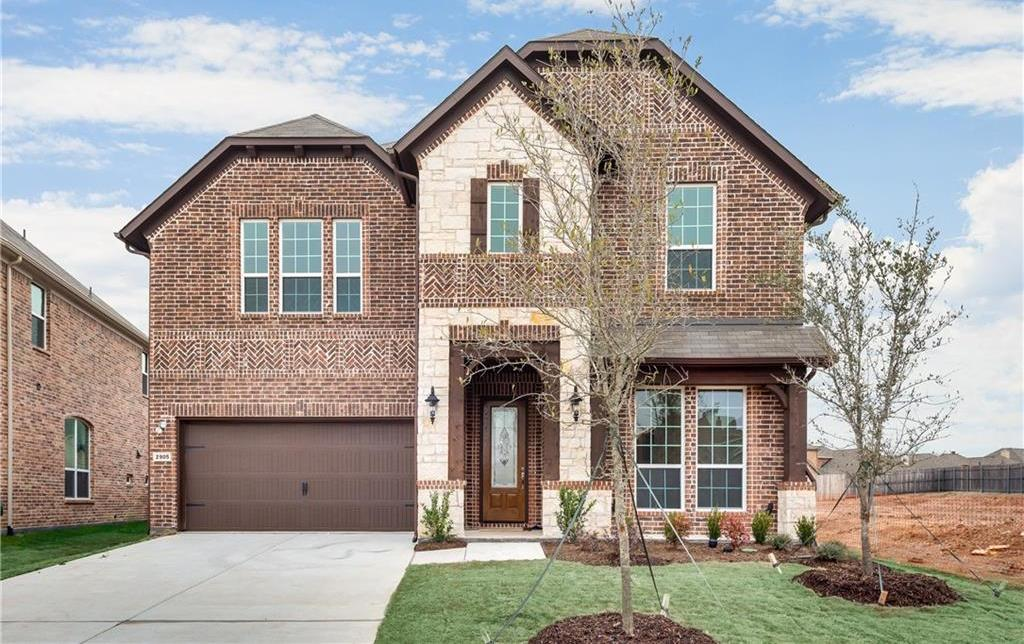 Leased | 2905 Dockside Drive Little Elm, Texas 75068 1